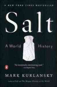 The word salt 'was the origin of the world salary' 💰