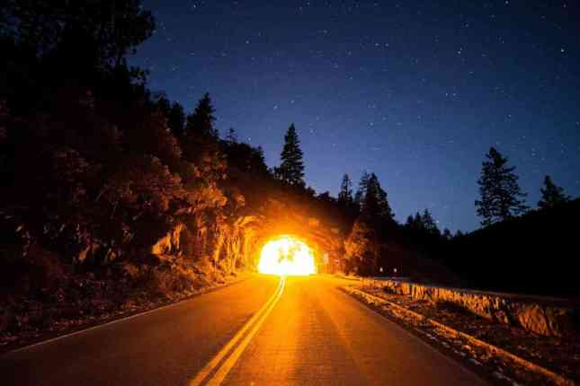 The gateway to light is the eye