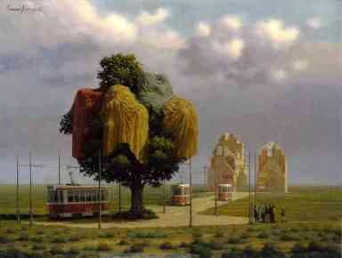 The magical realist Arnau Alemany