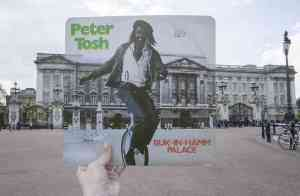 Photographer Alex Bartsch retraces reggae record sleeves in London