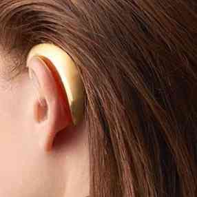 The H(earring) project turns hearing aids into high-fashion accessories