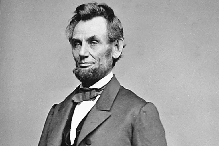 Abraham Lincoln on writing