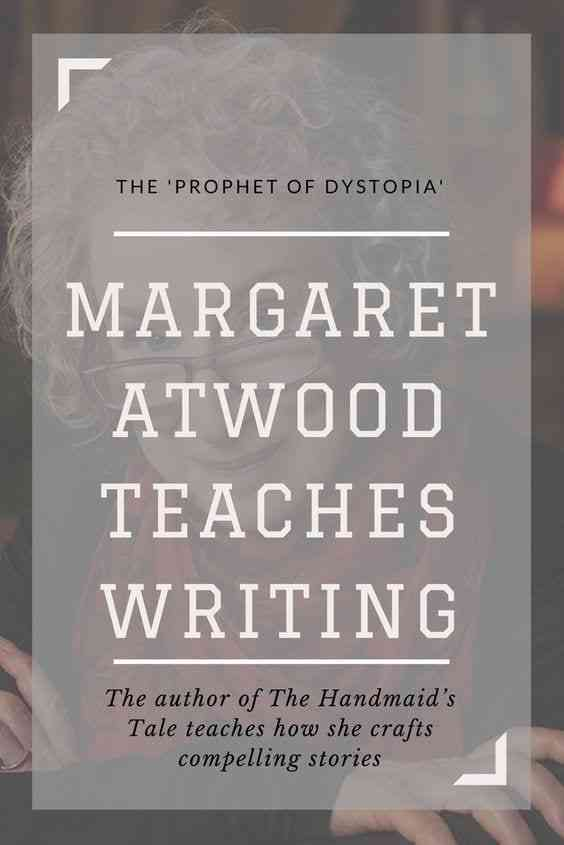 In her first-ever online class, the author of The Handmaid's Tale teaches how she crafts compelling stories—from historical to speculative fiction—that remain timeless and relevant. Explore Margaret's creative process for developing ideas into novels with strong structures and nuanced characters. #authorlife #books #writing
