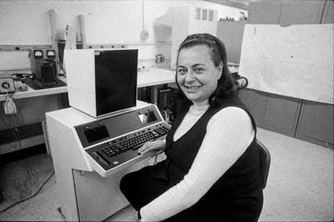 RIP Evelyn Berezin, creator of the first word processor
