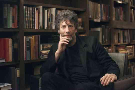 Neil Gaiman's MasterClass: Learn the art of storytelling