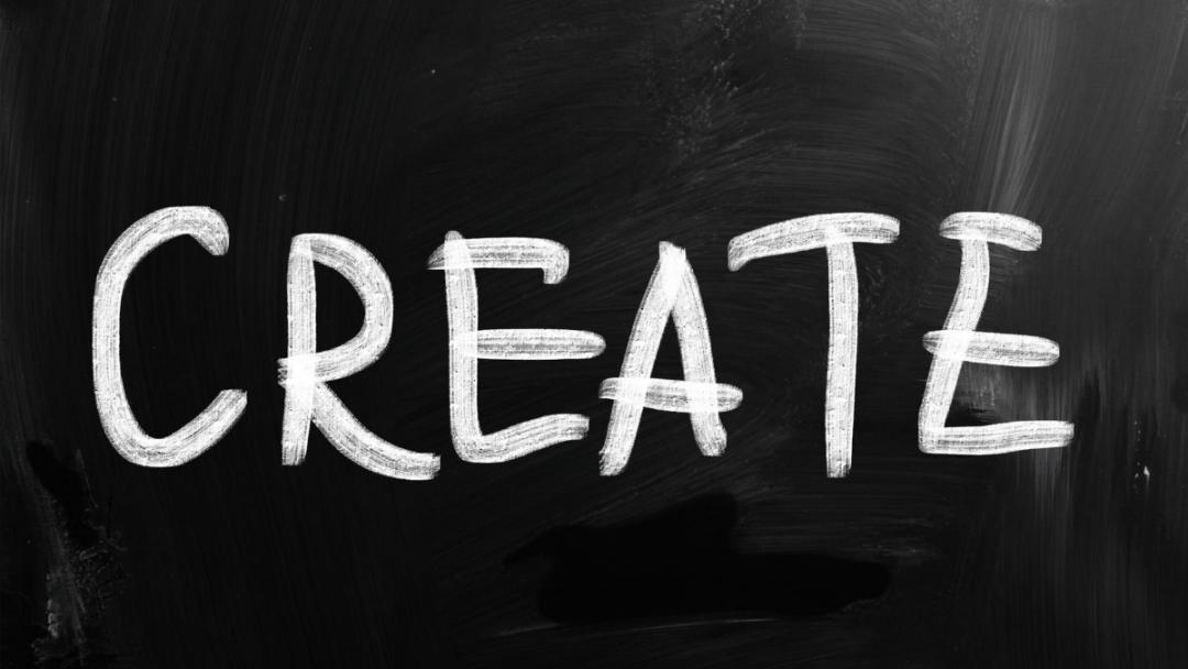 Creativity lies within