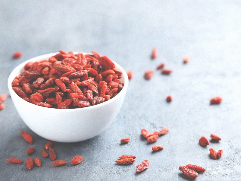 Find out why goji berries pack a nutritional punch.