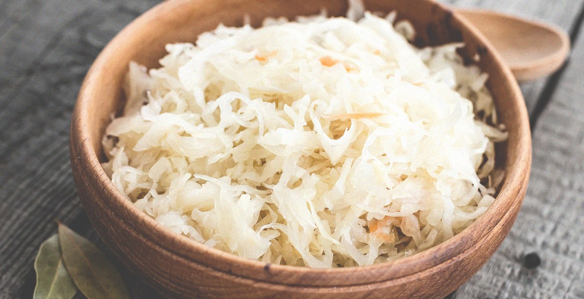 See why sauerkraut is an unlikely probiotic source and a superfood.