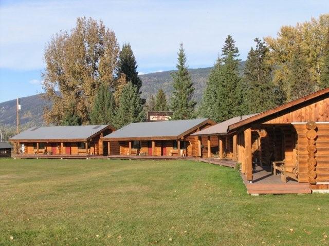 Wells Gray guest ranch