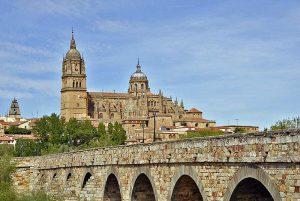 Salamanca Roman Bridge