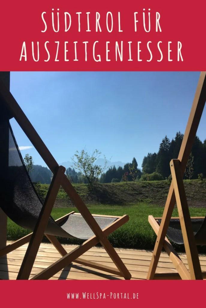 Auszeit grenzenlos – Urlaub im Eggental. Inmitten des UNESCO Weltnaturerbe Dolomiten in Südtirol, Italien. Hier kann ich auf meiner Reise die Berge riechen. Entspannung und Wellness fühlen, regionale Gerichte schmecken und über das Wellnesshotel und Wanderhotel Pfösl in Deutschenofen nur staunen. Ein echter Kraftplatz, der mir inmitten traumhafter Natur eine schier grenzenlose Auszeit bereitet.