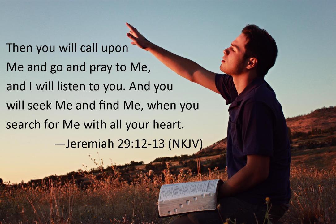 Jer 29 11-12