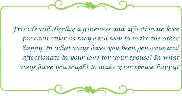 025 generous affection