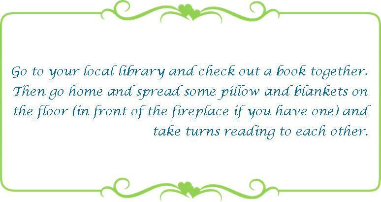 062 Read a book