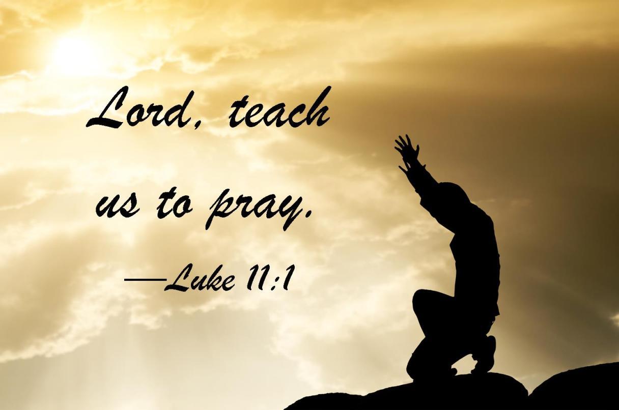Luke 11 1
