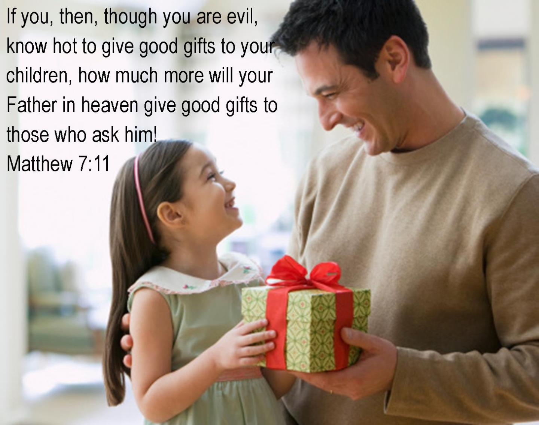 Matthew 7 11