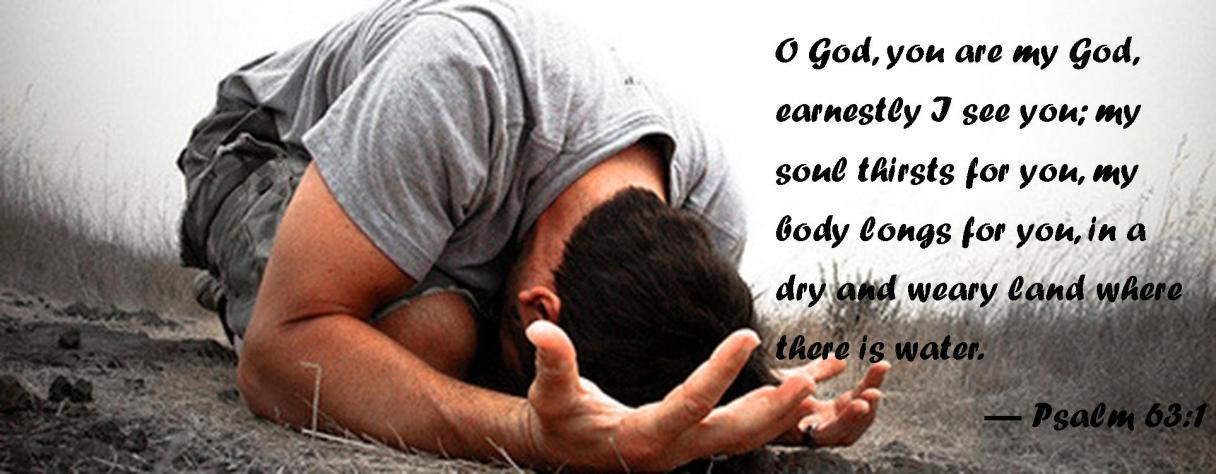 psalm 63 1