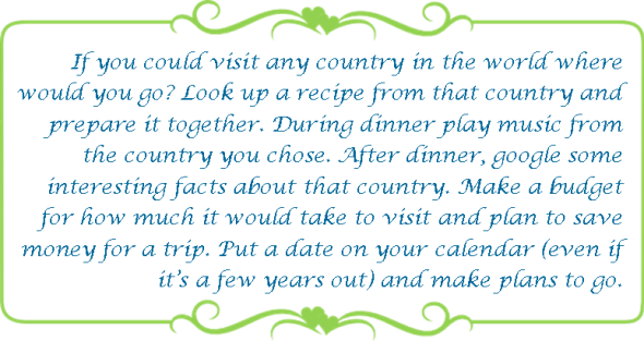 100 travel plans