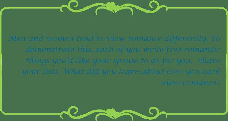 110 view of romance