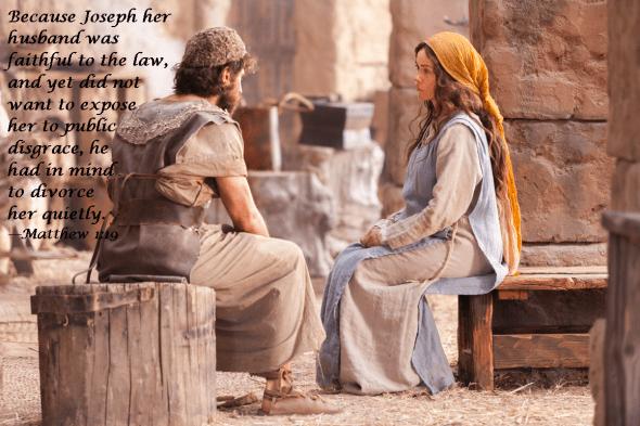 Matthew 1 19