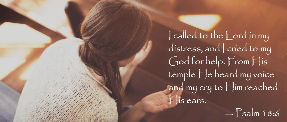 Psalm 18 6