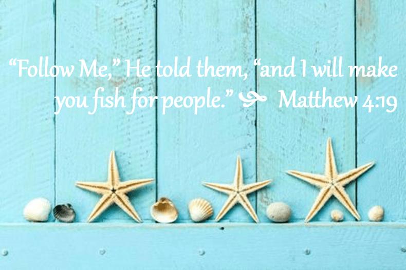 Matthew 4 19