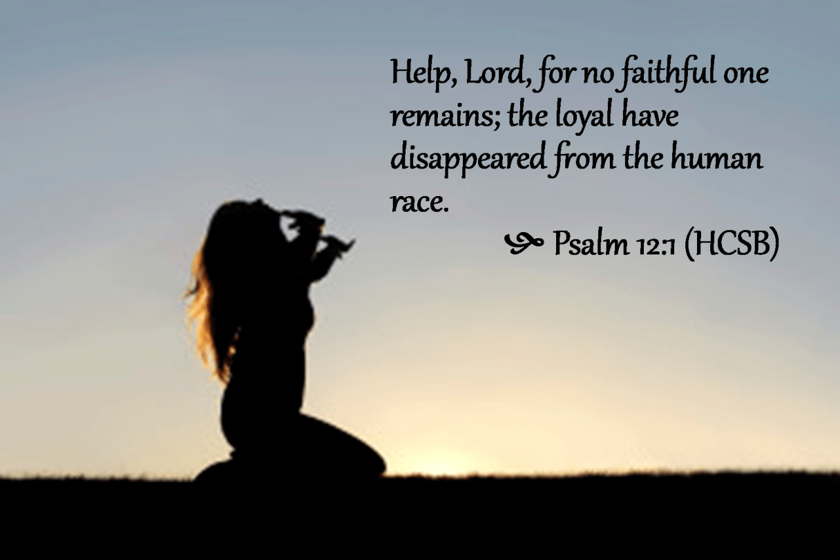 psalm 12 1