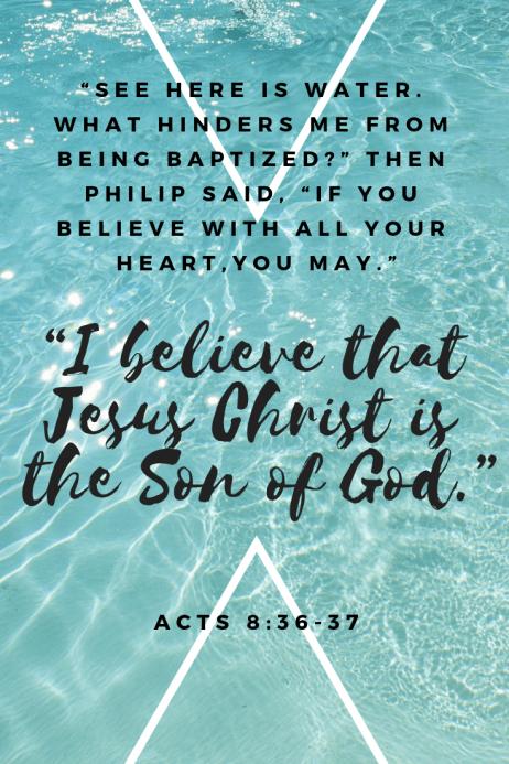 Jun 28 Acts 8 36-37