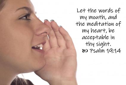 Jul 16 Psalm 19 14