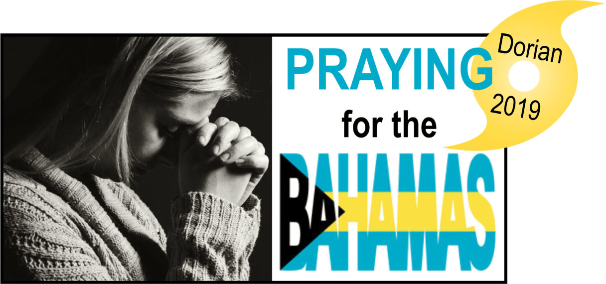 Pray for the Bahamas