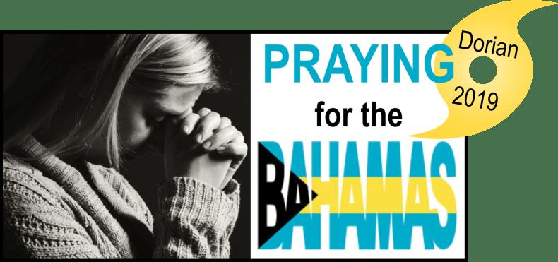 Pray for the Bahamas
