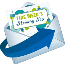 sign up for the memory verse delivered to email