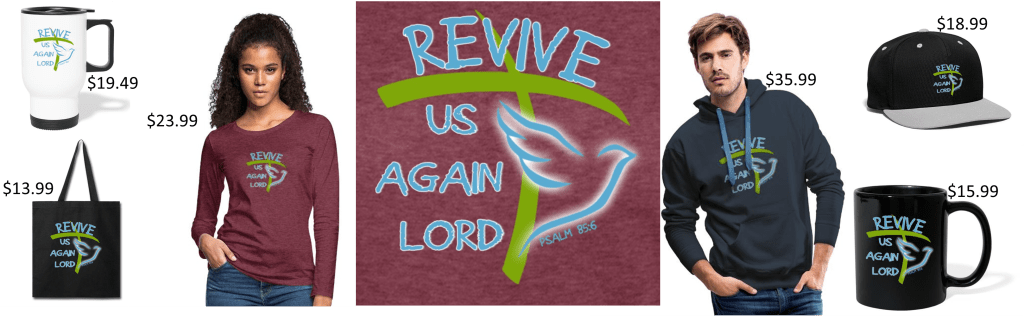 Revive Us Again, Lord