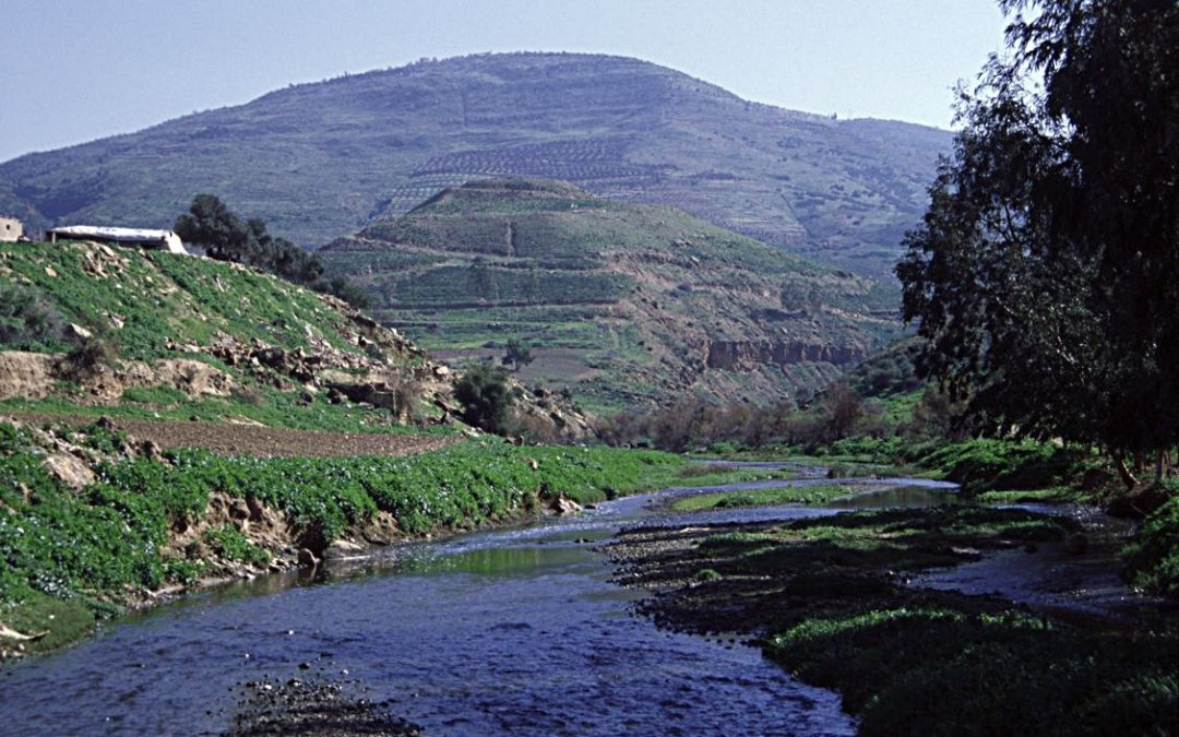 Torah Study: Named by the Rivers