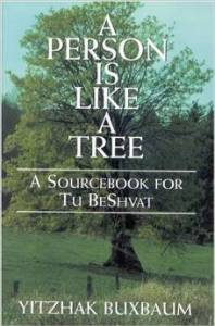 A Person is Like a Tree, book cover