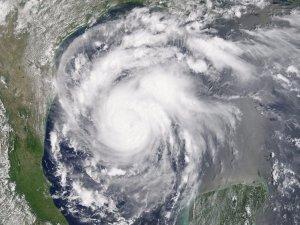 Hurricane Harvey on Radar