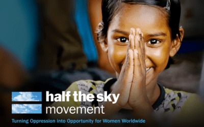Tikkun Olam: Half the Sky