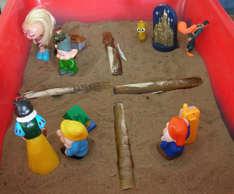 Sand Tray Work