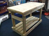 Solid Heavy Duty Workbench | Picnic Benches | Pub Garden ...