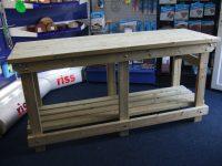 Custom Heavy Duty Work Bench | Picnic Benches | Pub Garden ...