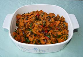 Versatile Fried Sweet Potatoes