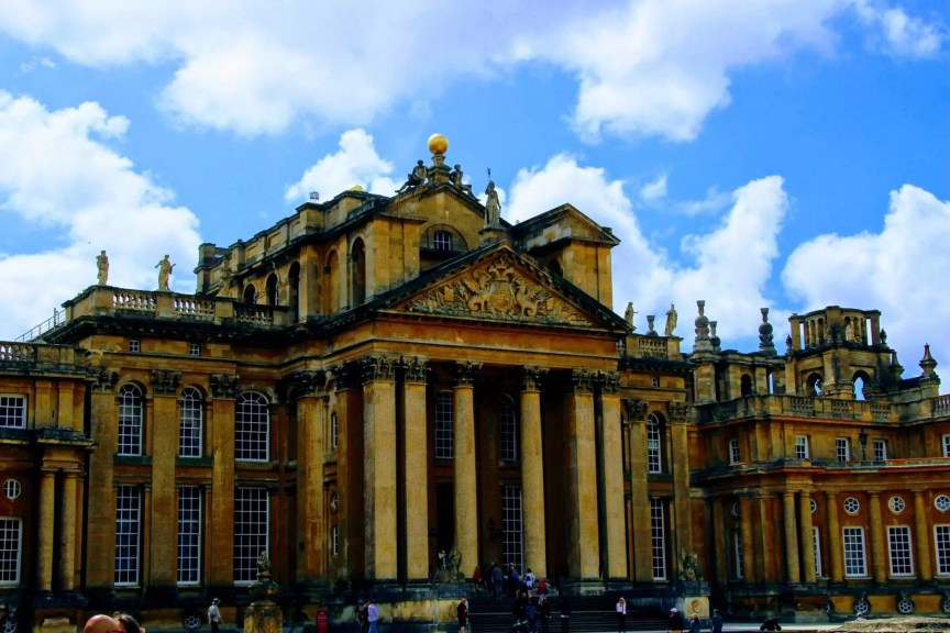 Blenheim Palace, Berkshire UK