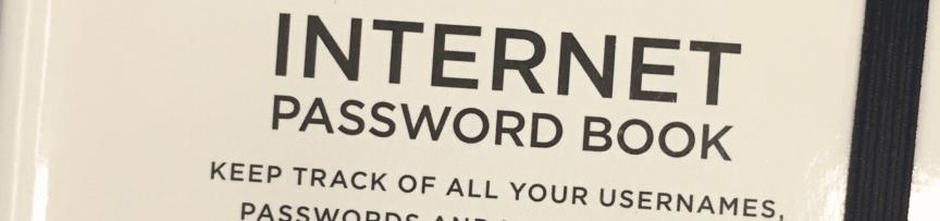 An alternative to passwords - internet passwords