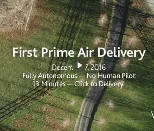 what3words for drone delivery