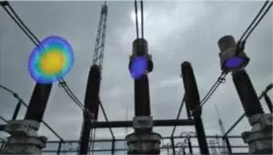 sevebels accoustic measurment device - where is the noise coming from - power stations
