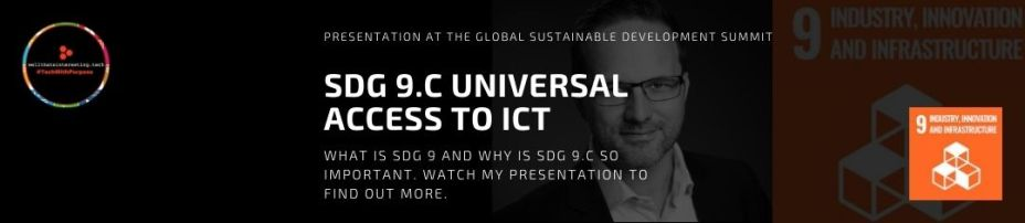 what is sdg 9 why is sdg 9 important presentation and talk