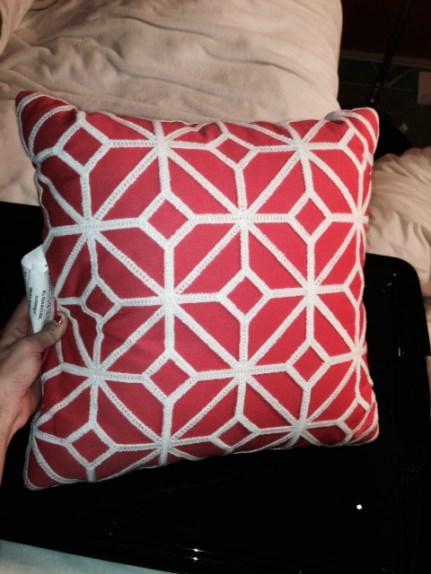 Target Threshold Pillow