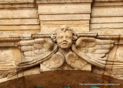 Cathedral angel.