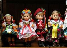 Polish dolls.