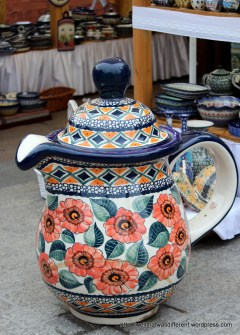And of course, there is Polish pottery.